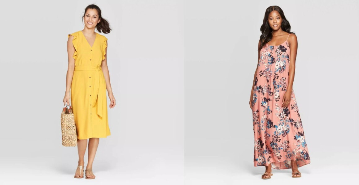 026e544312f Target's New Summer Clothing Includes Over 100 Pieces All Under $40
