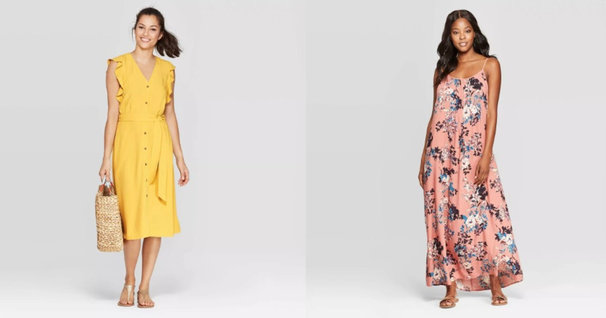 Target's New Summer Clothing Includes Over 100 Pieces All Under $40
