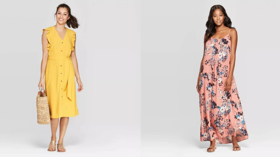 Target\'s New Summer Clothing Includes Over 100 Pieces All ...