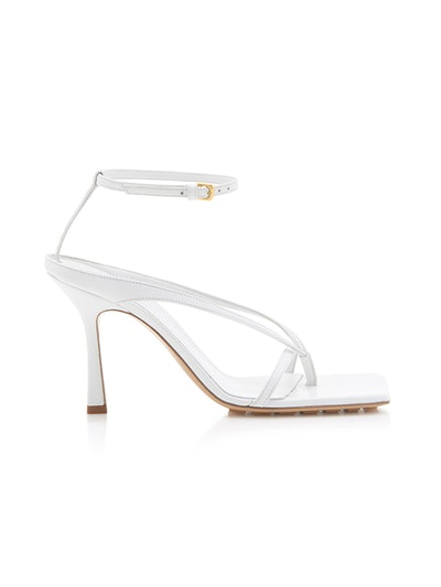 Dream Leather Ankle-Strap Sandals