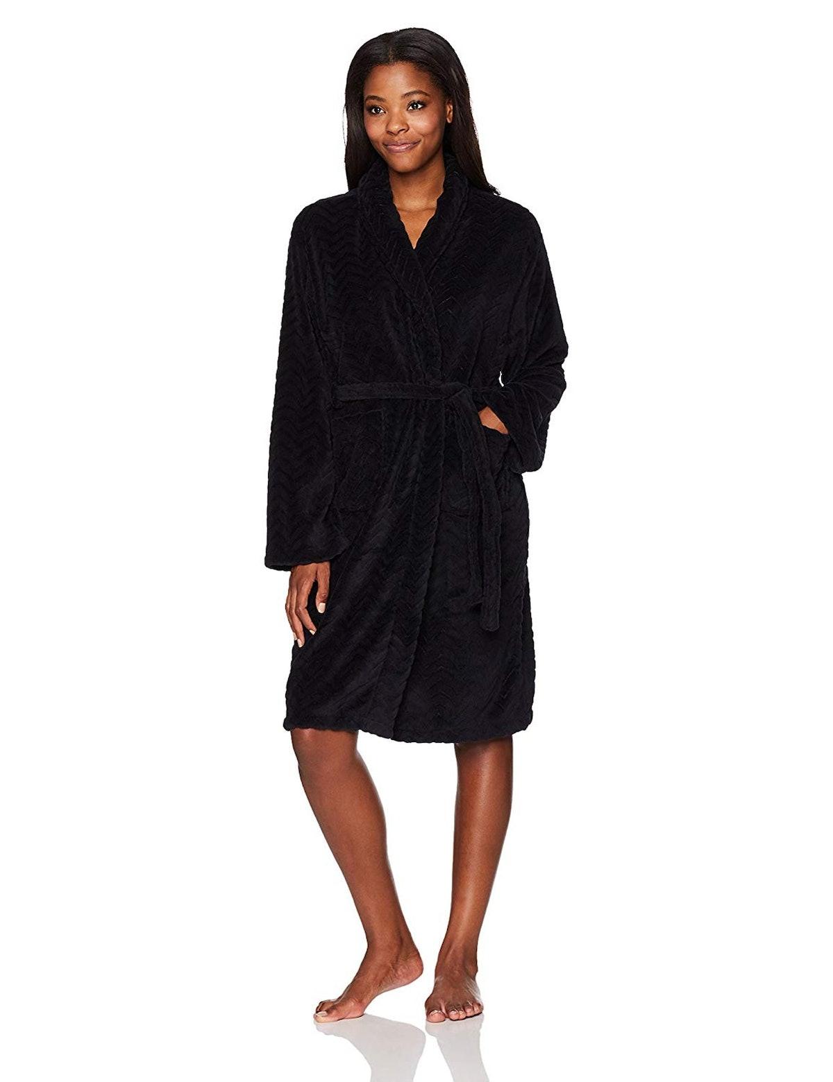 Hotel Spa Seven Apparel Plush Robe