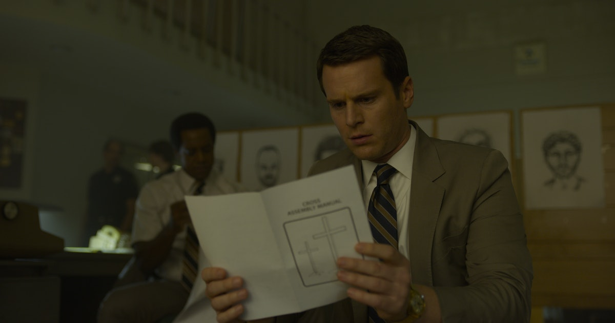 The 'Mindhunter' Season 2 Photos Focus On A Real-Life Serial Killer With A 2019 Connection
