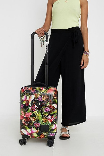 Herschel Supply Co. Trade Jungle Print Carry On Luggage