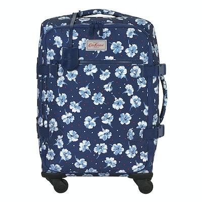 Fairfield Flowers Four Wheel Cabin Bag