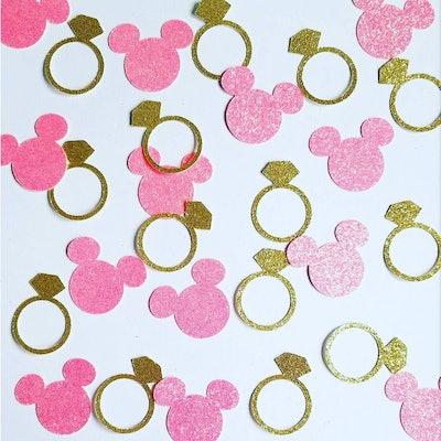 Disney Bachelorette Confetti