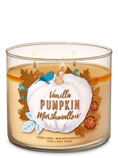 Vanilla Pumpkin Marshmallow