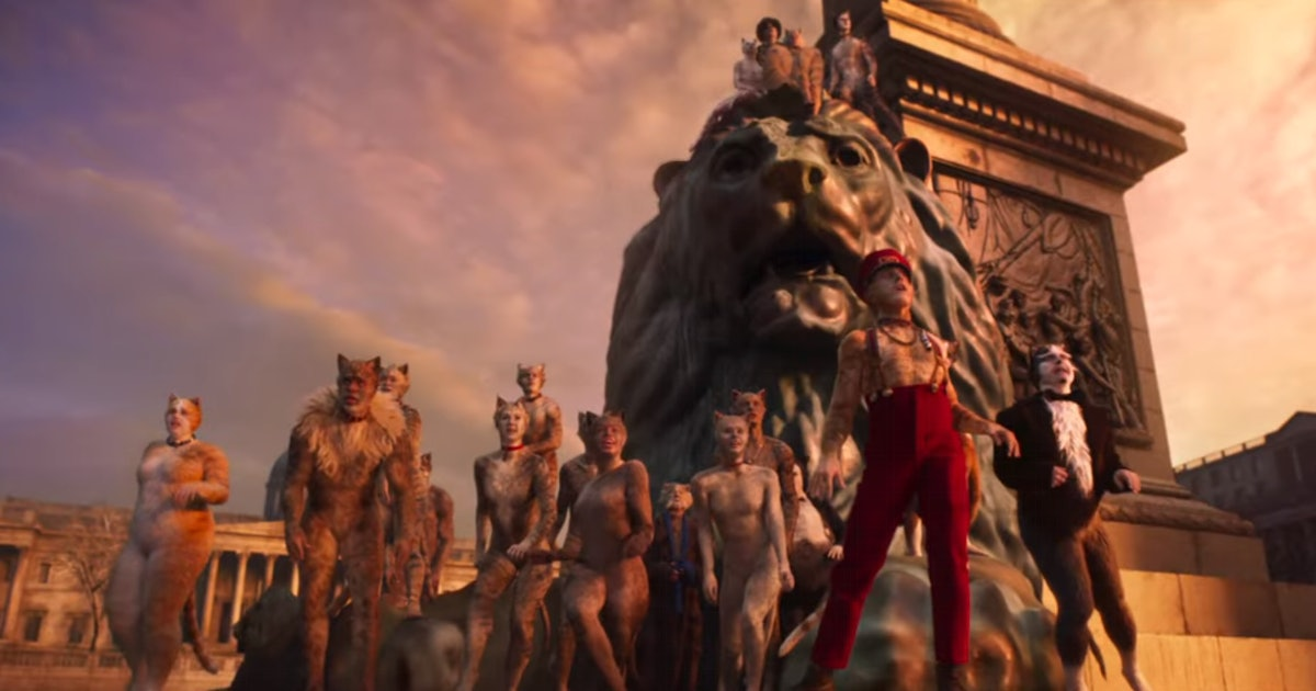 The 'Cats' Trailer Features Jennifer Hudson Belting The Musical's Most Iconic Song — VIDEO