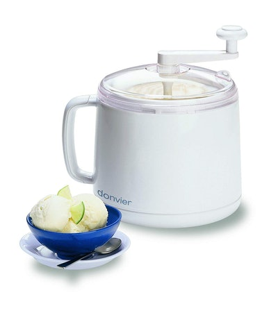 Donvier 837450 Manual Ice Cream Maker