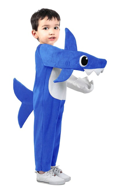 Child Daddy Shark Costume