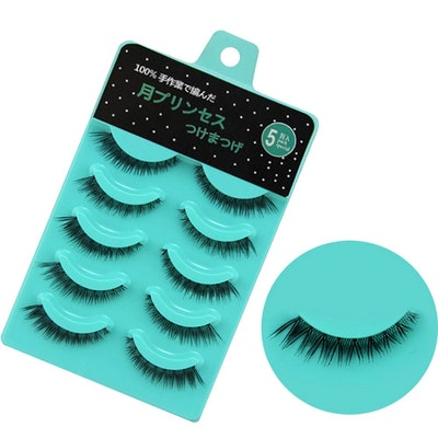 Scala 3D False Eyelashes (5 pairs)