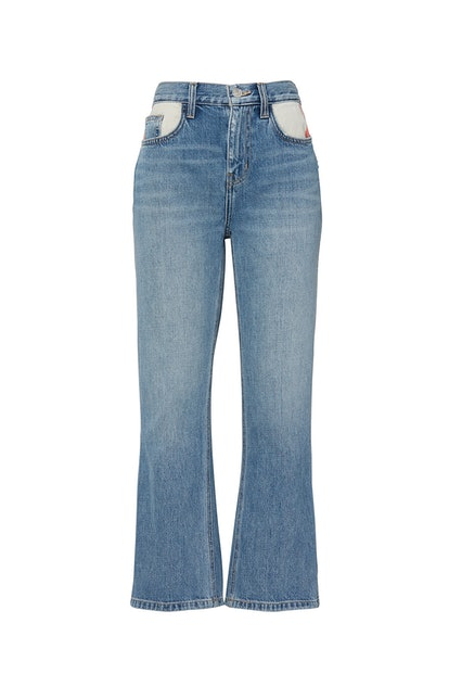 Current/Elliott The 5 Pocket Vanessa Jeans