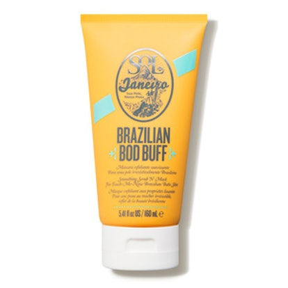 Brazilian Bod Buff Smoothing Scrub 'N' Mask