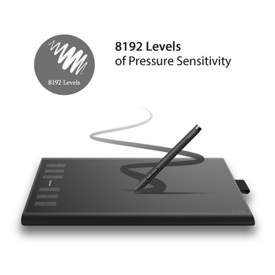HUION New 1060 Plus Tablet