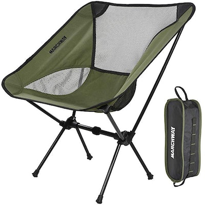 Marchway Ultra-Light Folding Camping Chair