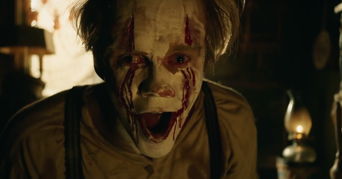 The 'It: Chapter Two' Trailer Teases Pennywise's Horrifying Return & The Losers' Club Reunion — VIDEO
