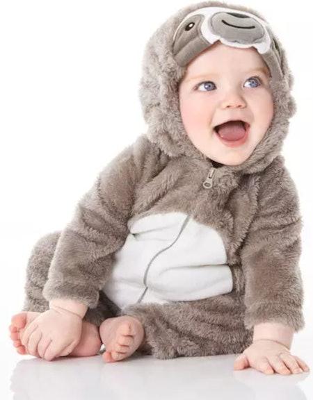 Little Sloth Halloween Costume