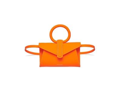 Valery Micro in Neon Orange