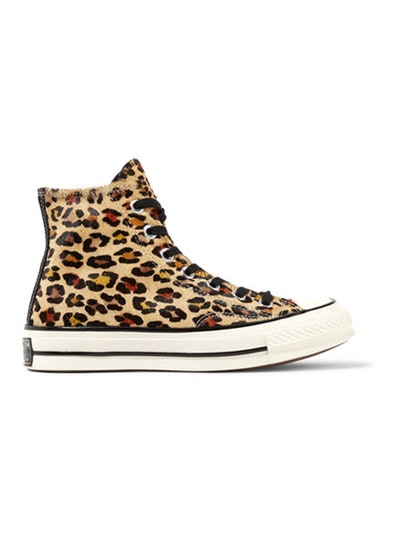 Chuck Taylor All Star 70 Leopard-Print Sneakers