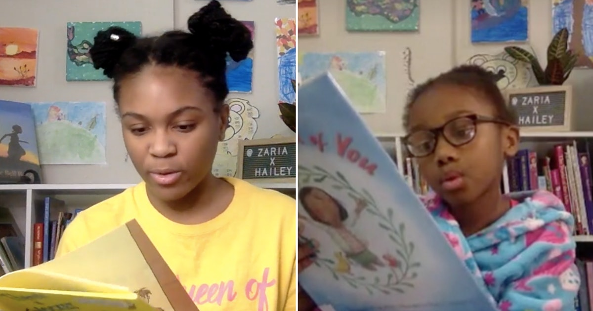 Sisters Read Bedtime Stories On Facebook Live So Kids Everywhere Can Drift Off To A Good Book