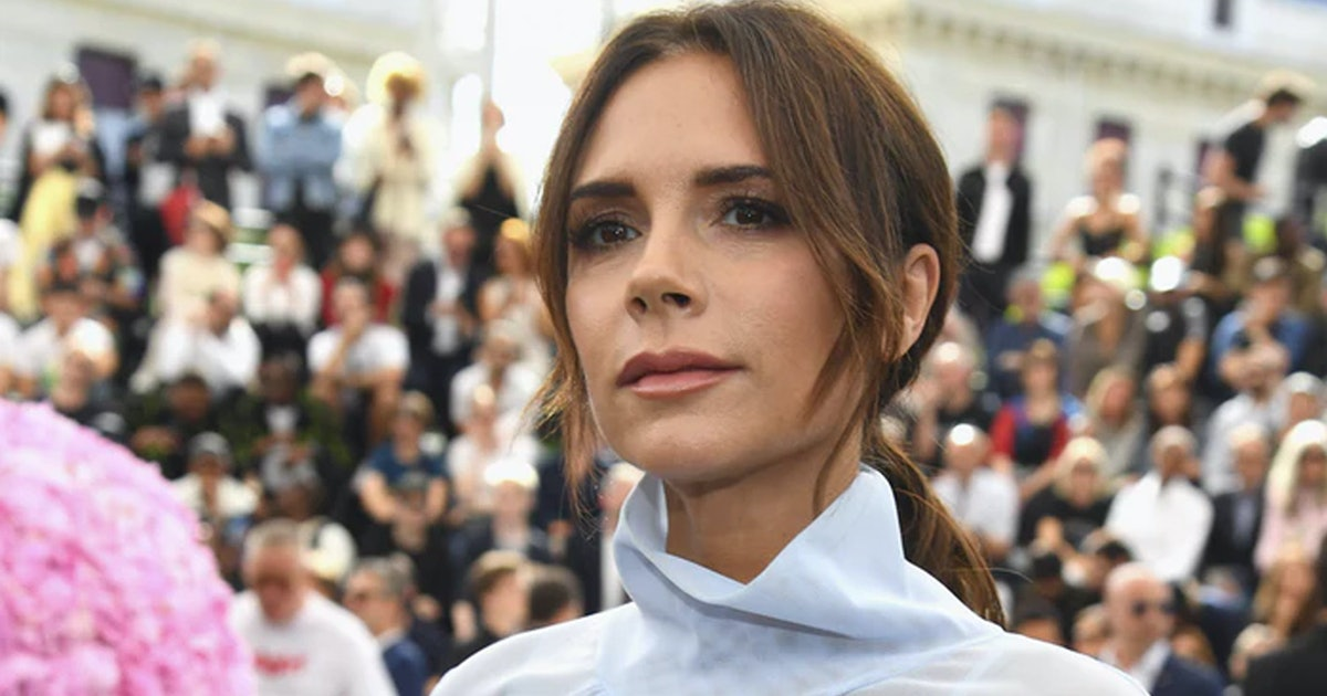 Victoria Beckham's Pre-Bed Routine Is Perfect For Those With A Busy Schedule