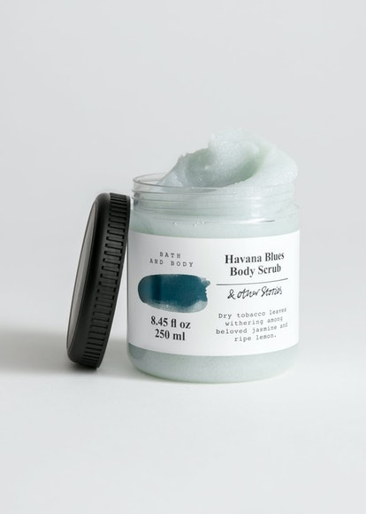 Havana Blues Body Scrub