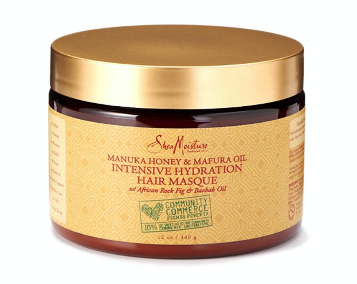 SheaMoisture Mankua Honey & Marfura Oil Intensive Hydration Hair Masque