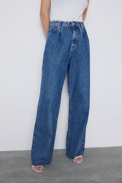 ZW Premium Wide Leg Jeans