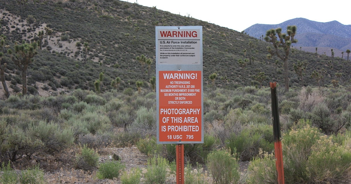 8 Questions About Area 51 The Government Has Never Answered