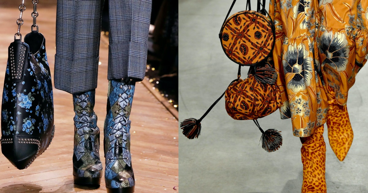 These Fall 2019 Shoe Trends Will Get You Excited For Boot Season