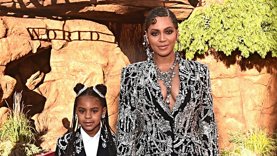 Beyonce's New Song With Blue Ivy Is An Anthem For Every