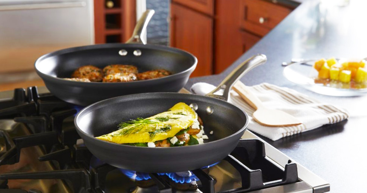 The Best Hard-Anodized Cookware