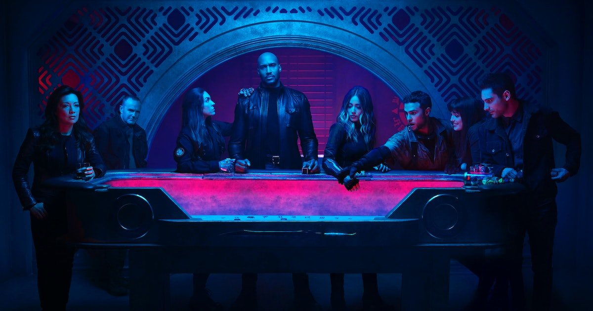 'Marvel's Agents Of S.H.I.E.L.D' Season 7 Will Mark The End Of The Series