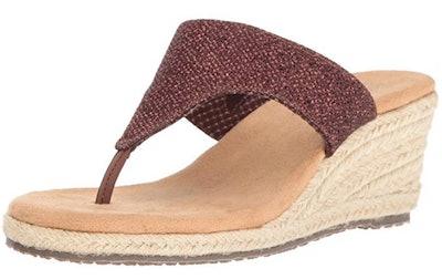 Skechers Women's Beverlee Wedge Sandal