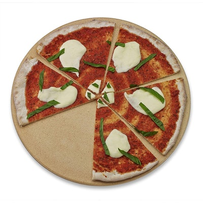Honey-Can-Do Old Stone Oven Round Pizza Stone (16-Inch)