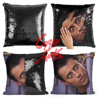 Friends TV SHOW Sequin Pillows