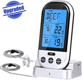 KFiAQ Wireless Digital Meat Thermometer