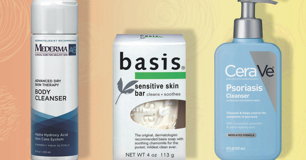 The 6 Best Soaps For Psoriasis