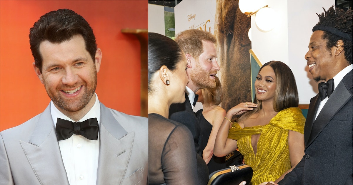 Billy Eichner's Story About Beyonce Getting Special Treatment With The Royals Is So Funny