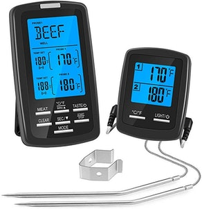 Conxwan Wireless Meat Thermometer