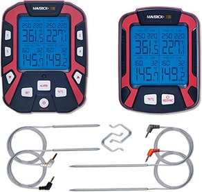 Adrenaline Barbecue Company Maverick XR-50 Extended Range Wireless Meat Thermometer