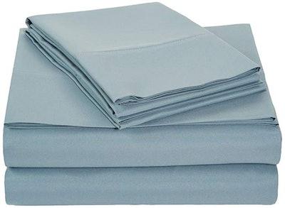 AmazonBasics Microfiber Bed Sheet Set
