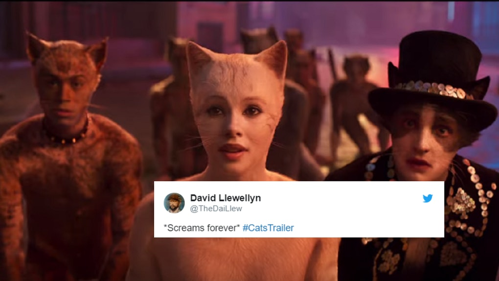 20 Tweets About The Cats Trailer That Show How Fans Really Feel