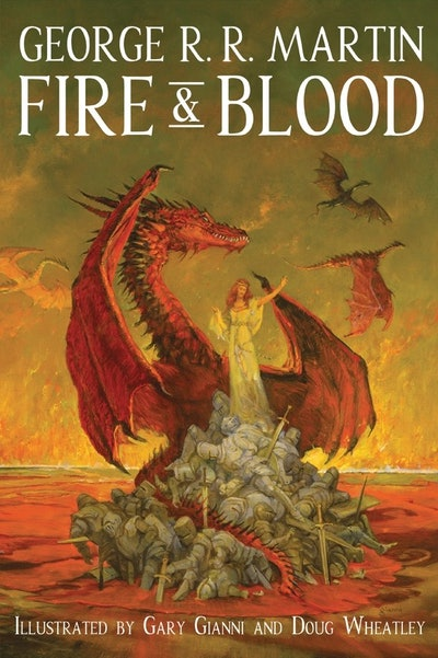 'Fire & Blood' by George R.R. Martin