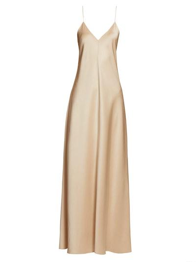 Guinevere Satin Slip Dress