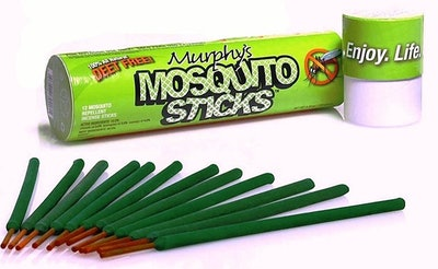 Murphy's Naturals Mosquito Sticks (12 Pack)