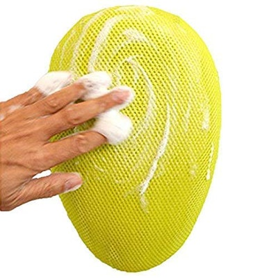 Squeechy Exfoliating Hands-Free Loofah