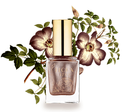 Nail Lacquer in Speckled Hellebore