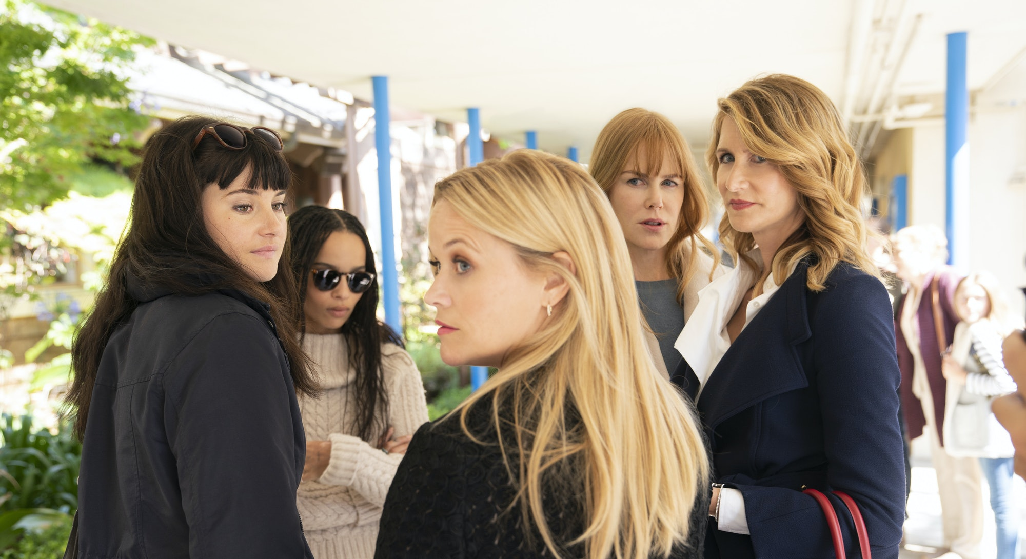 How The Big Little Lies Fashion In Season 2 Reflects The Inner Turmoil Of The Monterey Five According To The Show S Costume Designer
