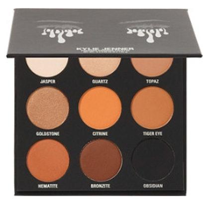 Kylie Cosmetics Bronze Palette