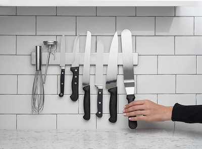 Modern Innovations Stainless Steel Magnetic Knife Bar